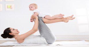 Tập thể dục giữ vóc dáng sau sinh