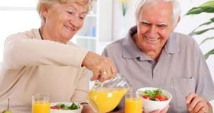 Dinh dưỡng lành mạnh cho người lớn và già lão nhưng vẫn khỏe mạnh