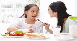 dạy trẻ những thói quen lành mạnh cho sức khỏe