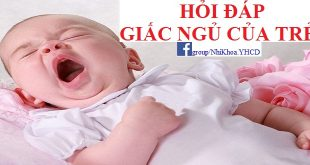 Giấc ngủ của bé sơ sinh - Câu hỏi thường gặp
