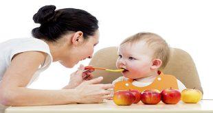 Vấn đề khi cho ăn ở trẻ sơ sinh và trẻ nhỏ