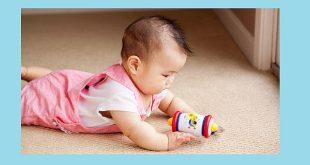 Chăm sóc trẻ khỏe giai đoạn 9 tháng tuổi