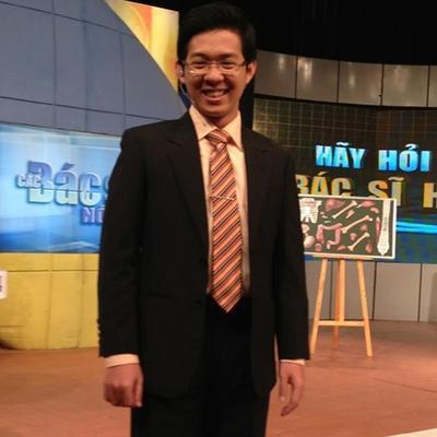 BS. Nguyễn Hồ Vĩnh Phước