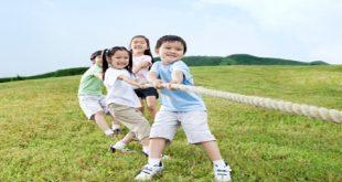 chăm sóc trẻ khỏe giai đoạn 8 tuổi