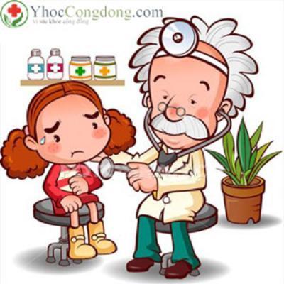 Nhóm bác sĩ Nhi Khoa