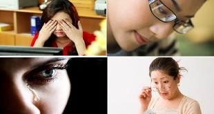 Các vấn đề thường gặp ở mắt