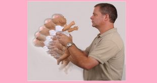Hội chứng rung lắc ở trẻ