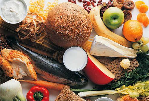 Thực phẩm có ích cho người tiểu đường