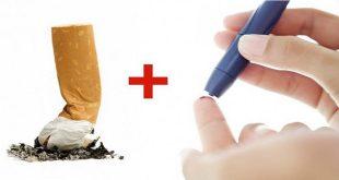 Tiểu đường và hút thuốc lá