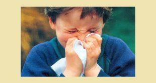 ho và cảm lạnh ở trẻ em