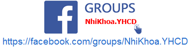 Tham gia Group facebook Nhi khoa Y học cộng đồng - https://facebook.com/groups/nhikhoa.yhcd/