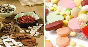 Những lưu ý khi dùng thuốc đông y và tây y cùng lúc