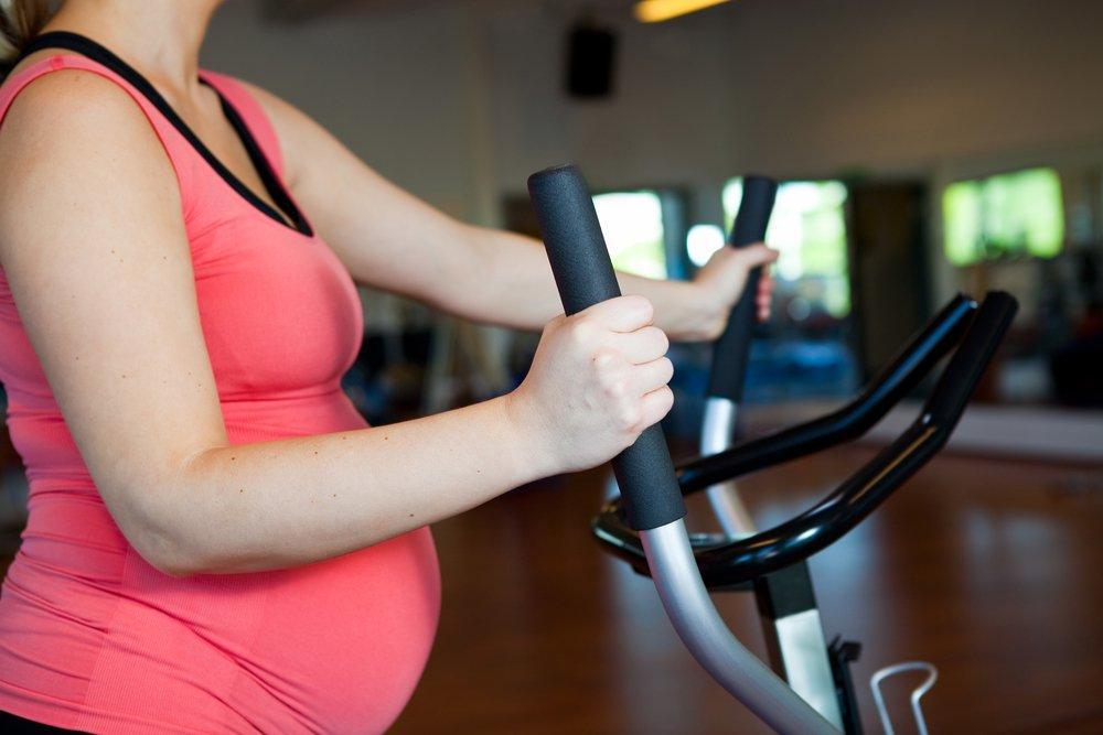 tập thể dục trong thai kỳ