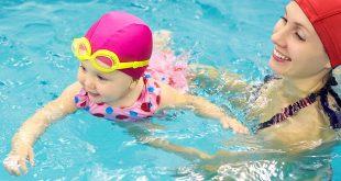 Cách học bơi cho trẻ em