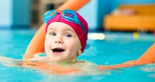 chăm sóc tai khi bơi