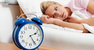 Rối loạn giấc ngủ: Chứng mất ngủ
