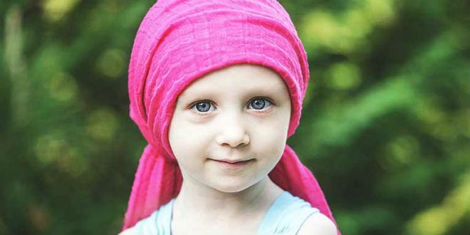ung thư trẻ em