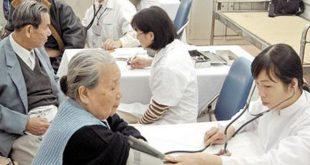 Đánh giá tình trạng dinh dưỡng ở người già bằng bảng MNA