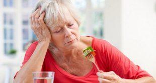 Vấn đề suy dinh dưỡng ở người già