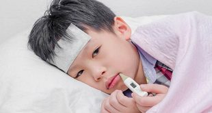 Sốt ở trẻ em - Tiếp cận triệu chứng
