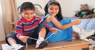 Cách chọn giày dép cho trẻ