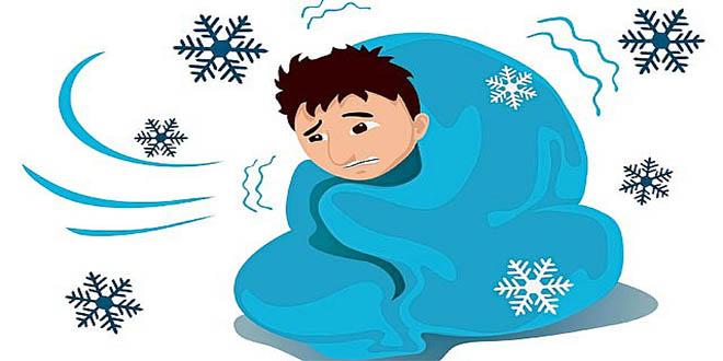 lạnh và cảm lạnh