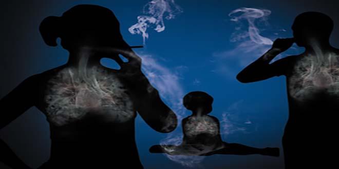 Ba có thương con - thì đừng hút thuốc