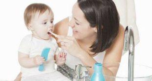 Khuyến cáo vệ sinh răng miệng cho trẻ em - tóm lược