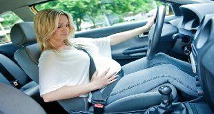 An toàn khi sử dụng xe ô tô cho phụ nữ mang thai và trẻ nhỏ