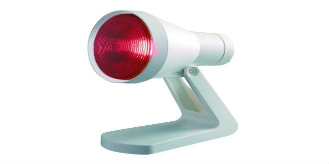 đèn hồng ngoại - những lợi ích và tai biến