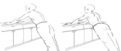 Bài tập 6 đẩy bàn