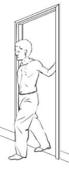 bài tập 7 giãn cơ ngực 2