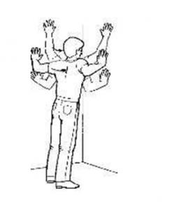 bài tập 8 sau phẫu thuật vú