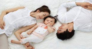 Bé nên ngủ chung hay ngủ riêng với bố mẹ?
