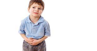 Đau bụng vặt ở trẻ em