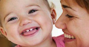mọc răng ở trẻ