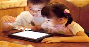 phương tiện truyền thông cho trẻ
