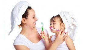 Sâu răng và chăm sóc răng miệng cho trẻ