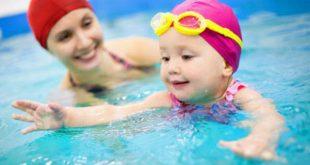 Tập bơi cho trẻ em