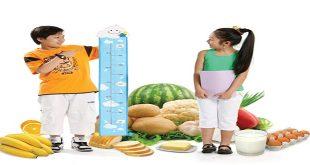 Tốc độ tăng cân và chiều cao của trẻ