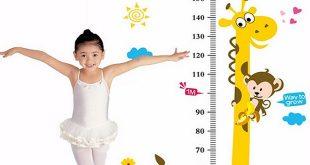 Hướng dẫn đánh giá tăng trưởng của trẻ