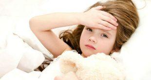 Bệnh cúm, cảm cúm ở trẻ em