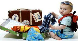 Chuẩn bị gì khi cho trẻ đi du lịch hè