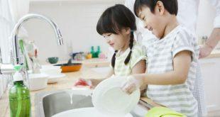Rèn luyện thói quen và hành vi cho trẻ ngay từ nhỏ
