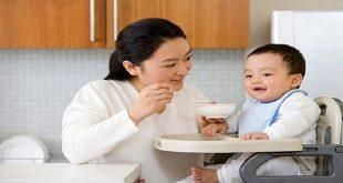 Cho trẻ ăn bao nhiêu là đủ?