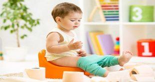Khi trẻ bị sa trực tràng
