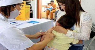 Trẻ từ 6 tháng - dưới 12 tháng tuổi tiêm phòng những gì?