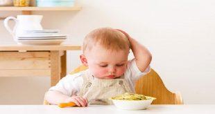 Những nguyên nhân biếng ăn chính và cách giải quyết