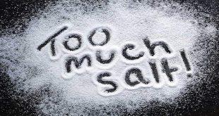 muối thói quen ăn mặn sức khỏe