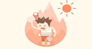 Các tình trạng bệnh lý và tổn thương thường gặp do thời tiết nắng nóng